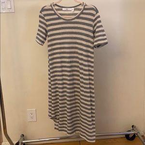 Wilt French Terry dress